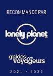 Recommandé par le Lonely Planet